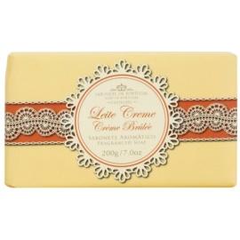 Castelbel Gourmet Collection Crème Brûlée sabonete português de luxo  200 g