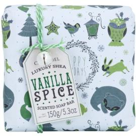 Castelbel Vanilla Spice Happy Holidays sabonete português de luxo  150 g