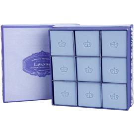 Castelbel Lavender portugál luxus szappanok  9 x 25 g