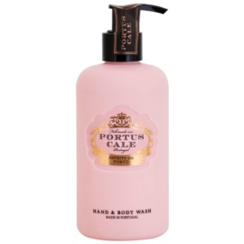 Castelbel Portus Cale Rosé Blush Washing Gel for Hands and Body  300 ml
