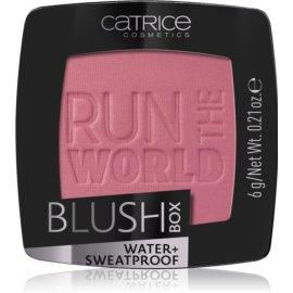 Catrice Blush Box rdečilo odtenek 040 Berry 6 g
