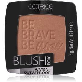 Catrice Blush Box rdečilo odtenek 060 Bronze 6 g