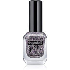 Catrice #peeloff Glam Easy To Remove luščilni lak za nohte odtenek 02 Nail More, Worry Less