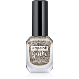 Catrice #peeloff Glam Easy To Remove luščilni lak za nohte odtenek 03 When In Doubt, Just Add Glitter