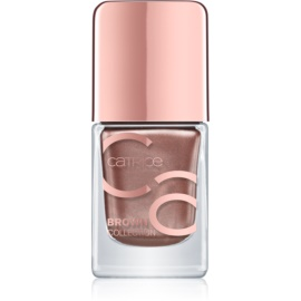 Catrice Brown Collection lac de unghii culoare 02 Sophisticated Vogue 10,5 ml