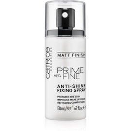 Catrice Prime And Fine fixator make-up  50 ml
