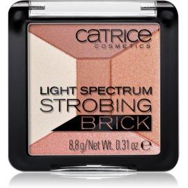 Catrice Light Spectrum Strobing Bricks Highlighter Farbton 010 Brown Brilliance 8,8 g