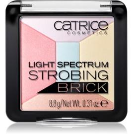 Catrice Light Spectrum Strobing Bricks Highlighter Farbton 030 Candy Cotton 8,8 g