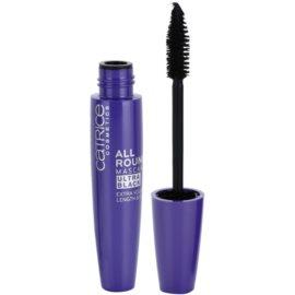 Catrice Allround Mascara für längere, geschwungenere und vollere Wimpern Farbton 010 Ultra Black 11 ml