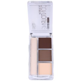 Catrice Eye & Brow palette contouring yeux et sourcils teinte 010 But First, Cold Chocolate! 9,5 g