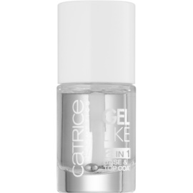 Catrice Gel Like 2 in1 base et top coat  10 ml