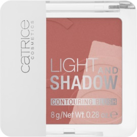 Catrice Light & Shadow Konturen-Rouge Farbton 010 Bronze Me Up, Scotty! 8 g