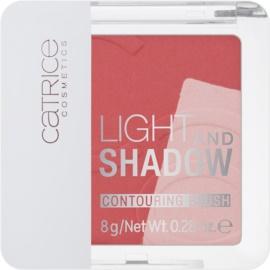 Catrice Light & Shadow kontúrozó arcpír árnyalat 030 Rose Propose 8 g