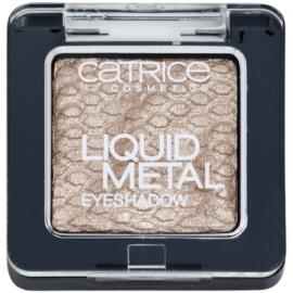 Catrice Liquid Metal cienie do powiek odcień 030 We Are The Champagnes 3 g