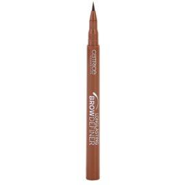 Catrice Long Lasting pero na obočí odstín 020  1 ml