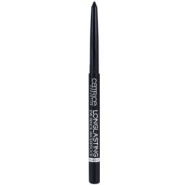 Catrice Long Lasting voděodolná tužka na oči odstín 010 New Kids On The Black 0,3 g