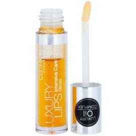 Catrice Luxury Lips Gloss com óleos de cuidados labiais tom 010  3 ml