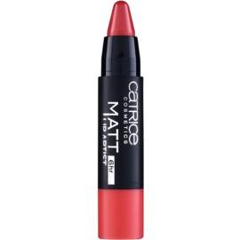 Catrice Matt Lip Artist 6hr dünner Lippenstift Farbton 010 Bare Nude's Soul 3 g