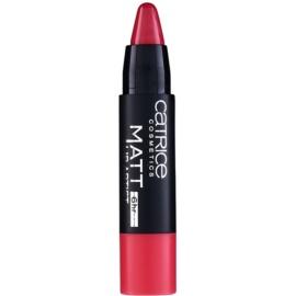 Catrice Matt Lip Artist 6hr dünner Lippenstift Farbton 020 Best Rosebuddies Forever 3 g