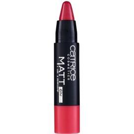 Catrice Matt Lip Artist 6hr šminka v svinčniku odtenek 020 Best Rosebuddies Forever 3 g