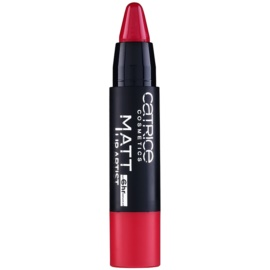 Catrice Matt Lip Artist 6hr ruj in creion culoare 030 Barberry Hopping 3 g