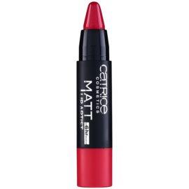 Catrice Matt Lip Artist 6hr šminka v svinčniku odtenek 030 Barberry Hopping 3 g