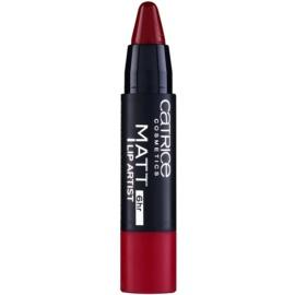 Catrice Matt Lip Artist 6hr šminka v svinčniku odtenek 060 Merl' Oh! 3 g