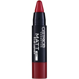 Catrice Matt Lip Artist 6hr ruj in creion culoare 070 First Brown Ticket 3 g