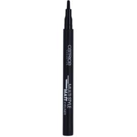 Catrice Multi Style Matt eyeliner w pisaku odcień Black 1 ml