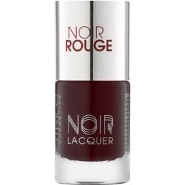 Catrice Noir Noir körömlakk árnyalat 02 Noir Rouge 10 ml