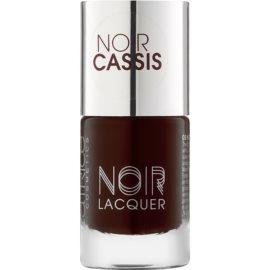 Catrice Noir Noir Nagellack Farbton 03 Noir Cassis 10 ml