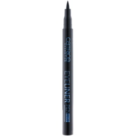 Catrice Stylist dermatograf rezistent la apă culoare 010 Black 1 ml