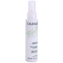 Caudalie Cleaners&Toners Make-Up Removing Oil For Sensitive Skin  100 ml