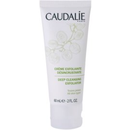 Caudalie Cleaners&Toners очищуючий крем-пілінг для всіх типів шкіри  60 мл