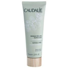 Caudalie Masks&Scrubs mascarilla exfoliante para iluminar la piel  75 ml