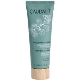 Caudalie Masks&Scrubs hloubkově čisticí maska pro zmenšení pórů  75 ml