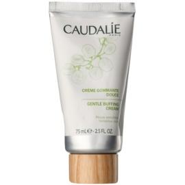 Caudalie Masks&Scrubs crema exfolianta blanda. pentru piele sensibila   75 ml