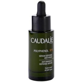 Caudalie Polyphenol C15 sérum antirrugas para todos os tipos de pele  30 ml