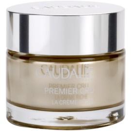 Caudalie Premier Cru crema reafirmante y nutritiva para arrugas profundas  50 ml