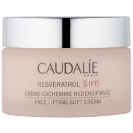 Caudalie Resveratrol [Lift] crema lifting iluminadora para pieles secas  50 ml