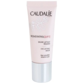 Caudalie Resveratrol [Lift] зміцнюючий бальзам для очей від  зморшок, набряків та темних кіл під очима  15 мл