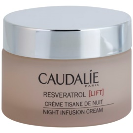 Caudalie Resveratrol [Lift] Regenerating Night Cream With Smoothing Effect  50 ml
