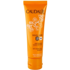 Caudalie Soleil Divin Anti - Wrinkle Sun Cream SPF 30  40 ml