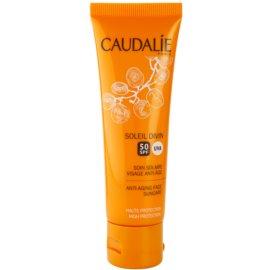 Caudalie Soleil Divin Anti - Wrinkle Sun Cream SPF50  40 ml