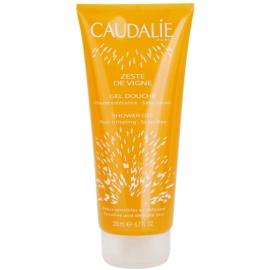 Caudalie Zeste De Vigne sprchový gel pro ženy 200 ml
