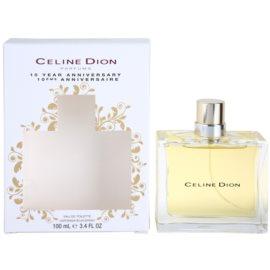Celine Dion 10 Years Anniversary Eau de Toilette für Damen 100 ml
