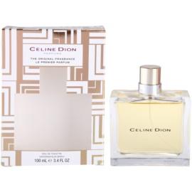 Celine Dion Original Eau de Toilette para mulheres 100 ml
