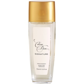 Celine Dion Signature Perfume Deodorant for Women 75 ml