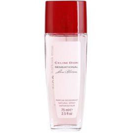 Celine Dion Sensational Luxe Blossom deodorant s rozprašovačem pro ženy 75 ml