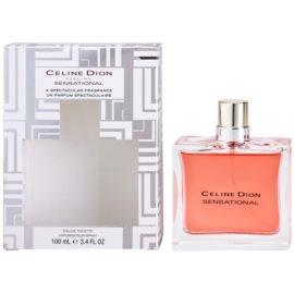 Celine Dion Sensational Limited Edition toaletní voda pro ženy 100 ml